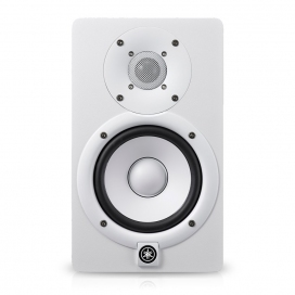 YAMAHA HS5W STUDIO MONITOR ATTIVO SINGLE WHITE