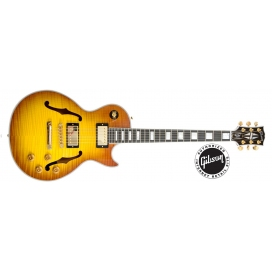 GIBSON LES PAUL FLORENTINE FIGURED HONEY BURST S/N 300290