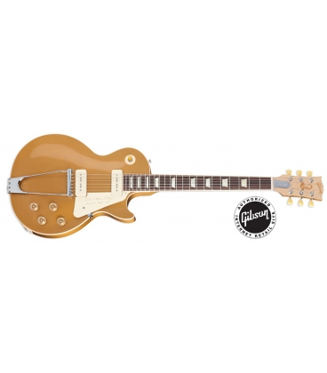 GIBSON LES PAUL TRIBUTE TO LES PAUL BULLION GOLD LIMITED EDITION