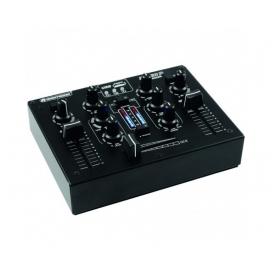 OMNITRONIC PM211P DJ MIXER 2 CANALI USB IN