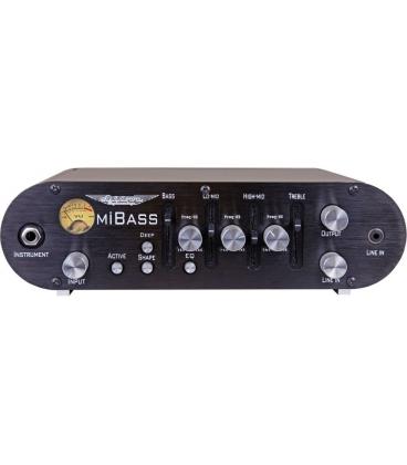 ASHDOWN MIBASS 220 COMPACT BASS HEAD 220W