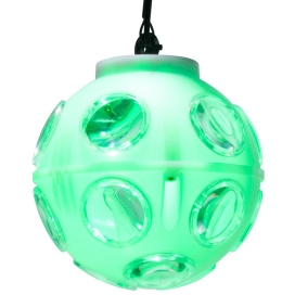 AMERICAN DJ JELLY GLOBE ROTATING BALL