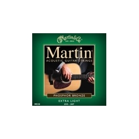 MARTIN M530 EXTRA LIGHT PHOSPHOR BRONZE