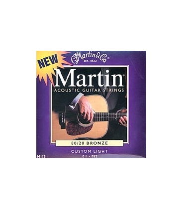 MARTIN M175 CUSTOM LIGHT