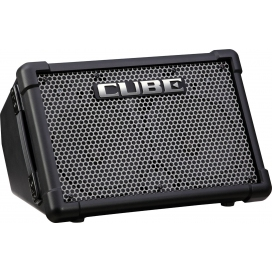ROLAND CUBE STREET EX 50W BATTERY POWERED STEREO AMPLIFIER MIC IN