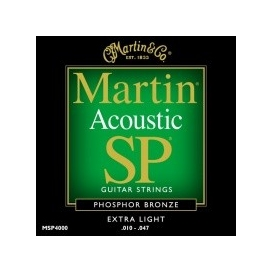 MARTIN MSP4000 EXTRA LIGHT