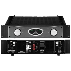 BEHRINGER A500 STUDIO POWER AMPLIFIER 2X180W