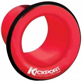 KICK PORT KP2-R BASS DRUM INSERT BOOSTER RED