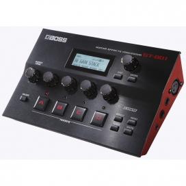 BOSS GT001 TABLETOP EFFECT PROCESSOR USB AUDIO MIDI INTERFACE