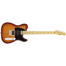 FENDER TELECASTER MODERN PLAYER PLUS HYBS HONEY BURST