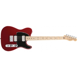 FENDER TELECASTER BLACKTOP HH MN CANDY APPLE RED