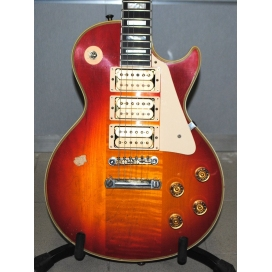 GIBSON LES PAUL ACE FREHLEY BUDOKAN AGED AND SIGNED 1974 #40