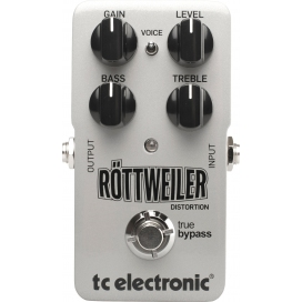 TC ELECTRONIC ROTTWEILER DISTORTION