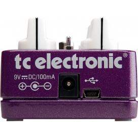 TC ELECTRONIC VORTEX FLANGER TONEPRINT