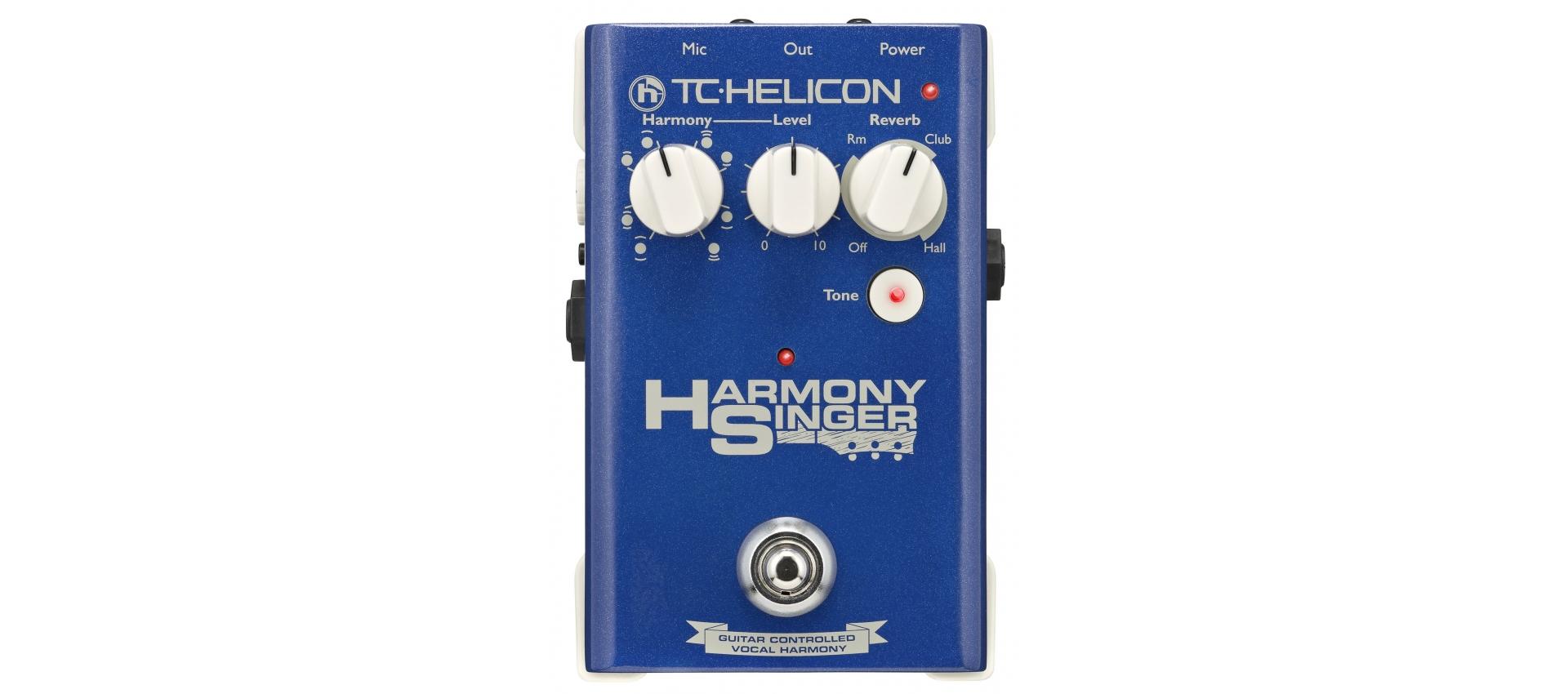 Tc Helicon Harmony Singer: