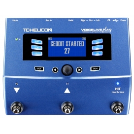 TC HELICON VOICELIVE PLAY MULTIEFFETTO PER VOCE