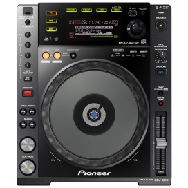 PIONEER CDJ850K DISCO SYSTEM BLACK