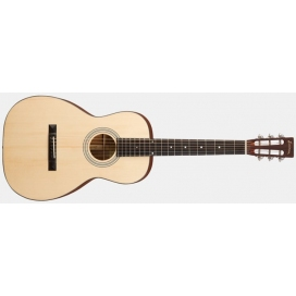 EASTMAN E10P PARLOUR ALL SOLID NATURAL CUSTODIA DELUXE INCLUSA