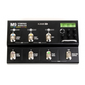 LINE6 M9 PEDAL MODELER 9 EFFECTS