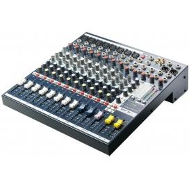 SOUNDCRAFT EFX08 MIXER CON EFFETTI