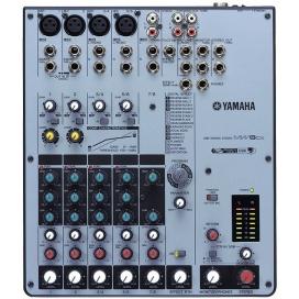 YAMAHA MW8CX MIXER 8 INGRESSI CON EFFETTI E USB