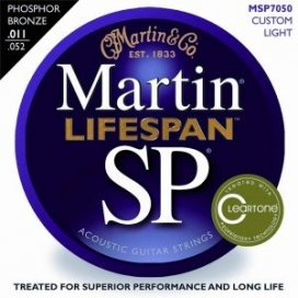 MARTIN MSP7050 LIFESPAN 11-52 SET ACUSTICA
