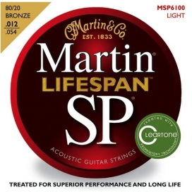 MARTIN MSP6100 LIFESPAN 12-54 SET ACUSTICA