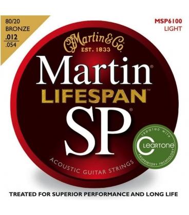 MARTIN MSP6100 LIFESPAN 12-54 SET ACUSTICA