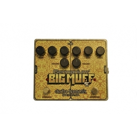 ELECTRO HARMONIX GERMANIUM 4 BIG MUFF OVERDRIVE
