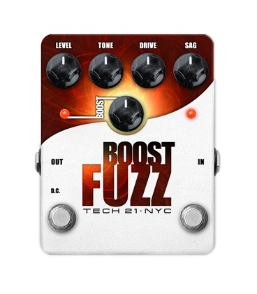 TECH21 BOOST FUZZ