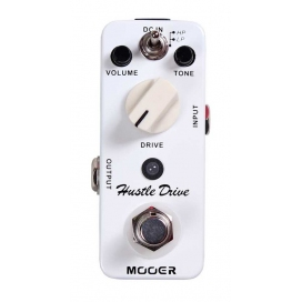 MOOER HUSTLE DRIVE DISTORTION
