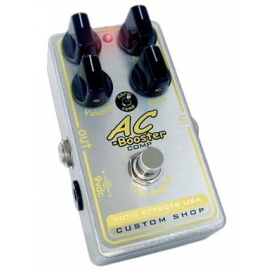 XOTIC AC BOOSTER COMP CUSTOM SHOP