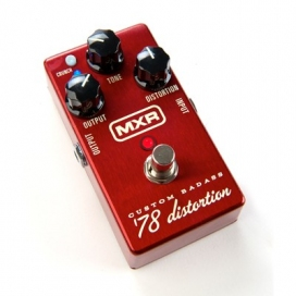 MXR M-78 BADASS DISTORTION