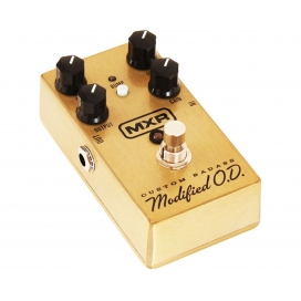 MXR M-77 BADASS MODIFIED OVERDRIVE