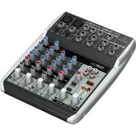 BEHRINGER Q802USB MIXER 8 IN XENYX PREAMP CON USB
