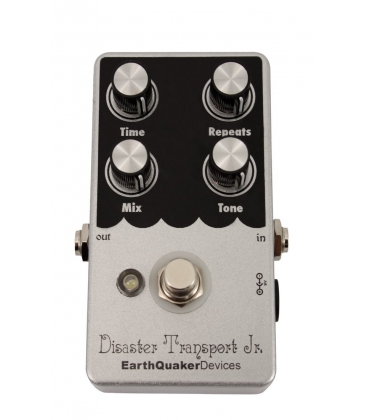 EARTHQUAKER DEVICES DISASTER TRANSPORT JR. DELAY