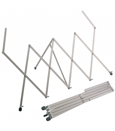 K&M 12400-000-11 TABLE MUSIC STAND