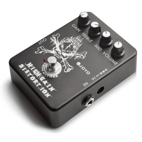 MP AUDIO JF04 HIGH GAIN DISTORTION