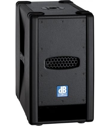 """DB TECHNOLOGIES SUB 28D SUBWOOFER ATTIVO 400W 2X8"""""""