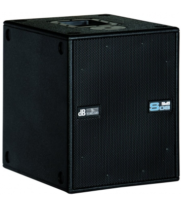 DB TECHNOLOGIES SUB08 DVA ACTIVE SUBWOOFER