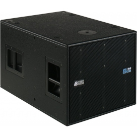 DB TECHNOLOGIES SUB09 DVA S09DP ACTIVE SUBWOOFER