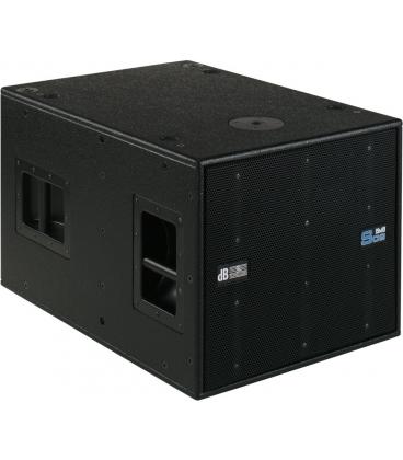 DB TECHNOLOGIES SUB09 DVA S09DP ACTIVE SUBWOOFER