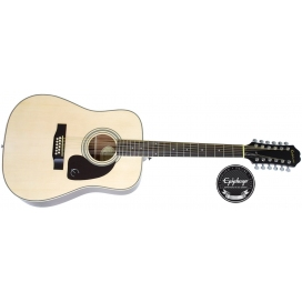EPIPHONE DR-212 NATURAL