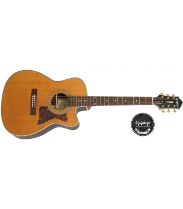 EPIPHONE EF-500RCCE FINGERSTYLE NATURAL SATIN