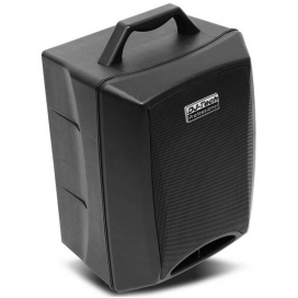 DJ TECH VISA 80 LIGHT MP3 PLAYER BATTERY POWERED SPEAKER