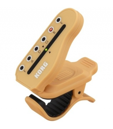 KORG HT-G1 ELECTRIC GUITAR CLIP TUNER AUTO OFF