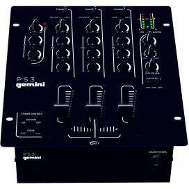 GEMINI PS-3 DJ MIXER
