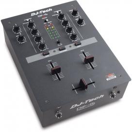 DJ TECH DIF-1S MIXER CON INNOFADER