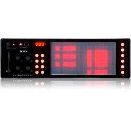 ICON I-CREATIV BLACK MIDI CONTROLLER