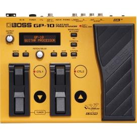 BOSS GP10GK GUITAR PROCESSOR MODELLING